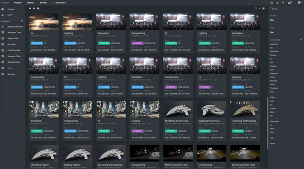 ftrack releases Studio 4 and early access to ftrack Review at SIGGRAPH 2018