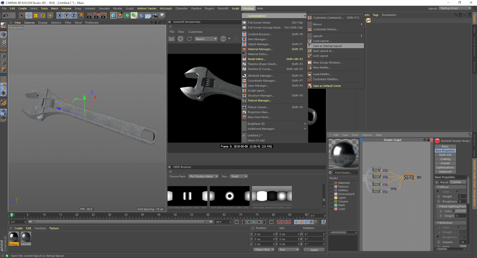 8 tips to increase your efficiency with Cinema 4D - ftrack