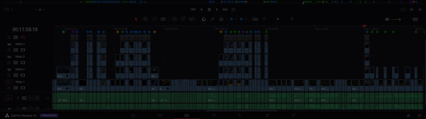 O2 Post – customizing ftrack and building a DaVinci Resolve pipeline