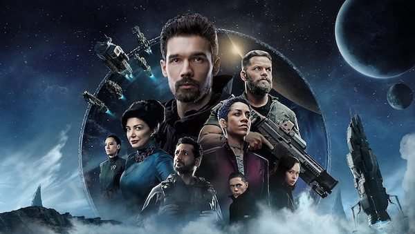 cinesync the expanse