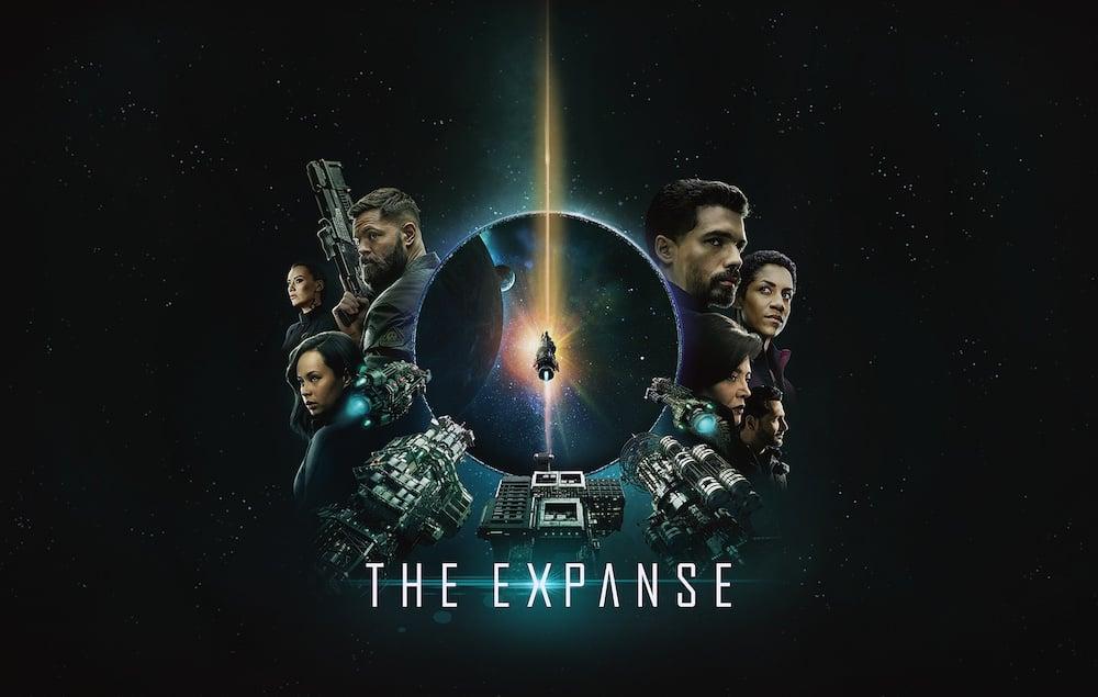 cinesync the expanse