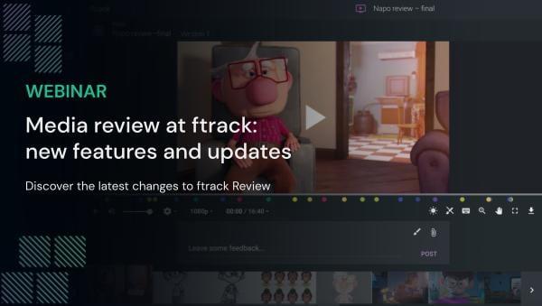Media review webinar
