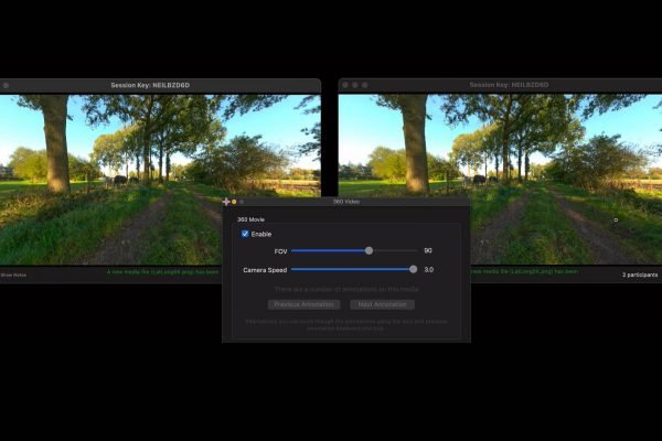 cineSync 360 video review 2